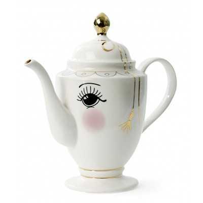 Чайник с глазками