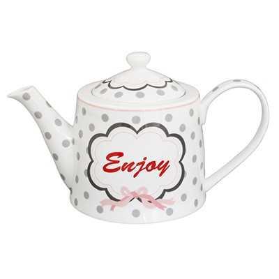 "Чайник ""Enjoy"" от KRASILNIKOFF"