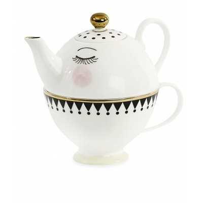 Мини чайник/чашка