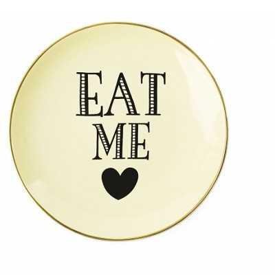 Тарелка Eat Me